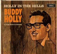 Buddy Holly - Holly In The Hills (LVA 9227) Mis-Printed Sleeve